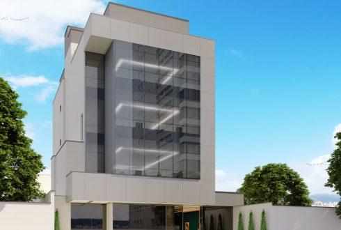 Edifício Comercial HR2