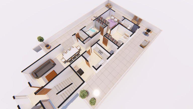 Área Privativa Layout 02